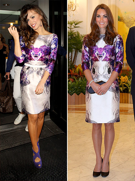 KARINA VS. DUCHESS CATHERINE photo | Karina Smirnoff, Kate Middleton