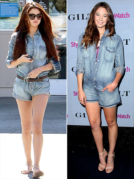 SELENA VS. ANALEIGH photo | Selena Gomez