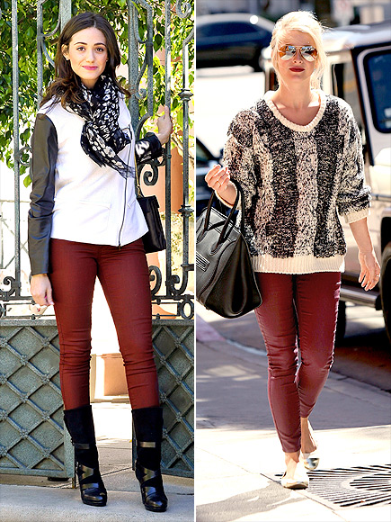 EMMY VS. JULIANNE  photo | Emmy Rossum, Julianne Hough