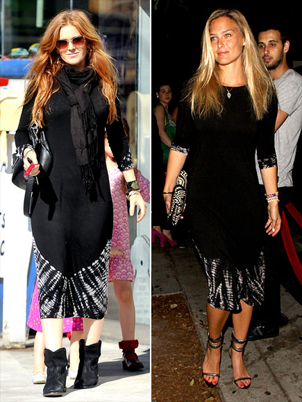ISLA VS. BAR  photo | Bar Refaeli, Isla Fisher