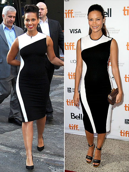 ALICIA VS. THANDIE photo | Alicia Keys, Thandie Newton