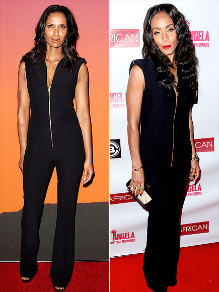 PADMA VS. JADA  photo | Jada Pinkett Smith, Padma Lakshmi