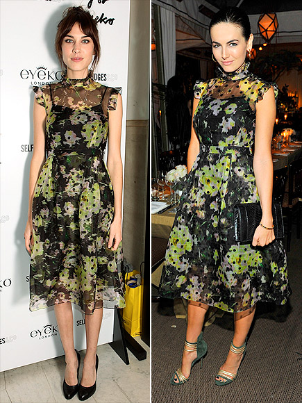 ALEXA VS. CAMILLA photo | Alexa Cheung, Camilla Belle