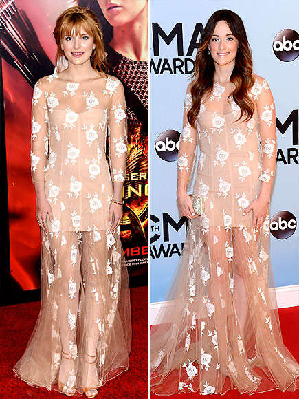 BELLA VS. KACEY   photo | Bella Thorne, Kacey Musgraves