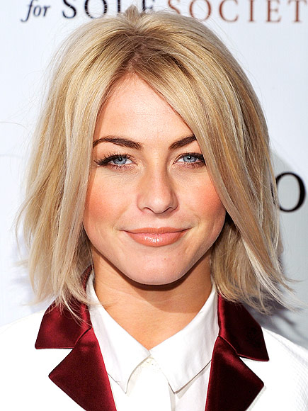 JULIANNE'S BOLD BROWS photo | Julianne Hough