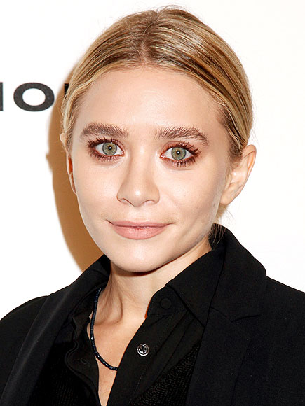 PEACH SHADOW photo | Ashley Olsen