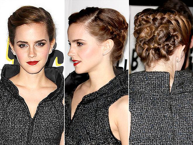 MANE MAZE photo | Emma Watson