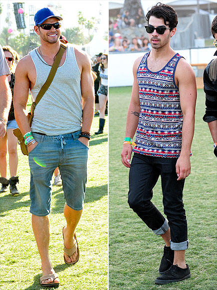 MAN TANKS photo | Joe Jonas, Jonas Brothers, Kellan Lutz