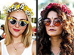 The Unofficial Coachella Dress Code | Bella Thorne, Vanessa Hudgens
