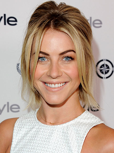 A MATTE COMPLEXION photo | Julianne Hough