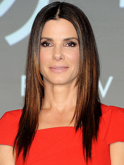 IF YOU JUST GOT YOUR COLOR DONE ... photo | Sandra Bullock
