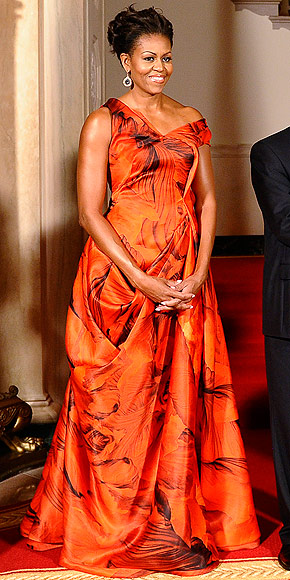 RED-DY AND ABLE photo | Michelle Obama