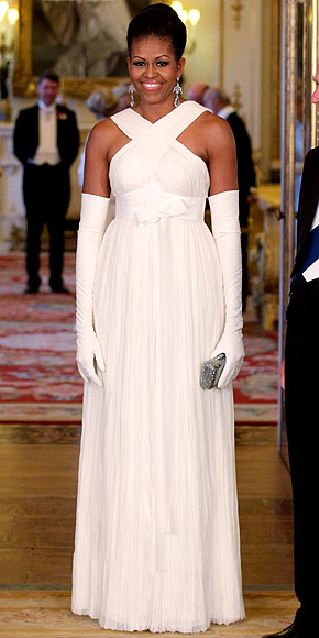 Michelle Obama's 10 Best Gowns