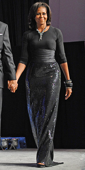 SPARKLE MOTION photo | Michelle Obama