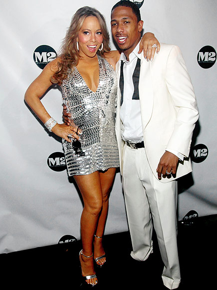 MARIAH CAREY photo | Mariah Carey, Nick Cannon
