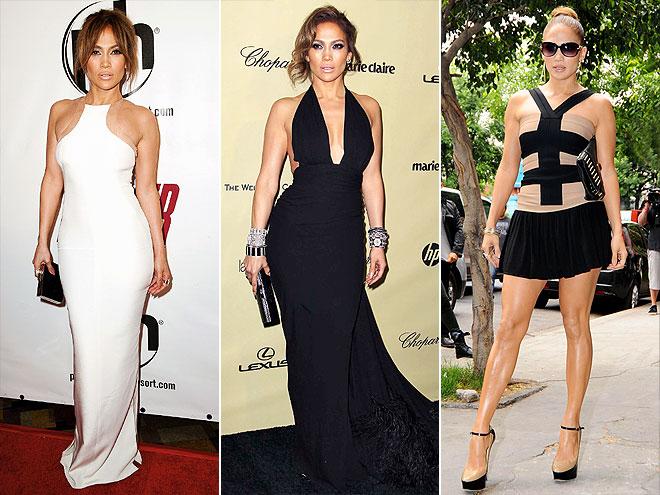THE SHOULDER SMOLDER photo | Jennifer Lopez