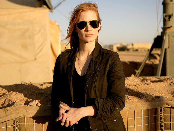 MOST BADASS AVIATORS photo | Jessica Chastain