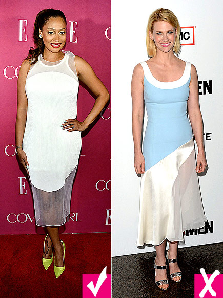 DON'T THINK OF IT AS FABRIC REPLACEMENT photo   January Jones