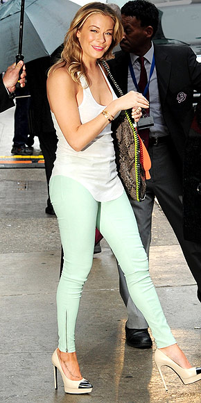 MINT GREEN  photo | LeAnn Rimes