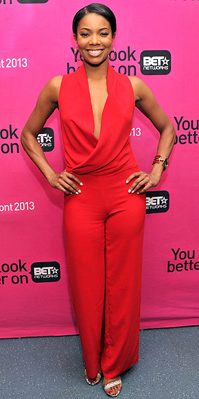 A JUMPSUIT photo | Gabrielle Union