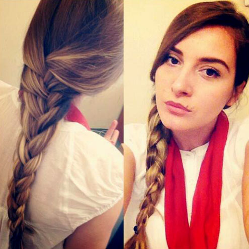 Stylizacje Hairstyles Yt Picture Ideas With Indian Hairstyle Video ...