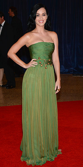 All the Gowns from the Correspondents Dinner!