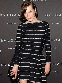 Milla Jovovich Pregnant Expecting Second Child