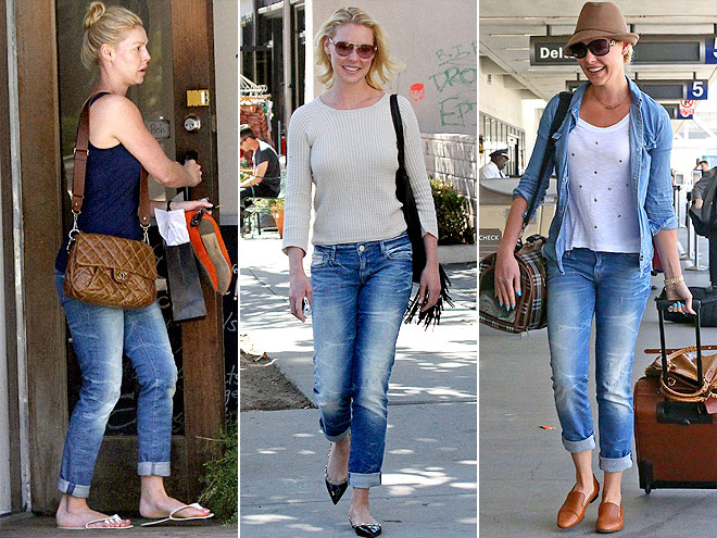 MAVI JEANS  photo | Katherine Heigl