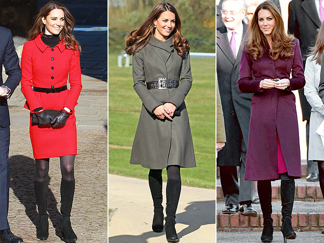 AQUATALIA BOOTS photo | Kate Middleton