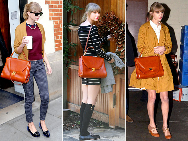 MARK CROSS BAG photo | Taylor Swift