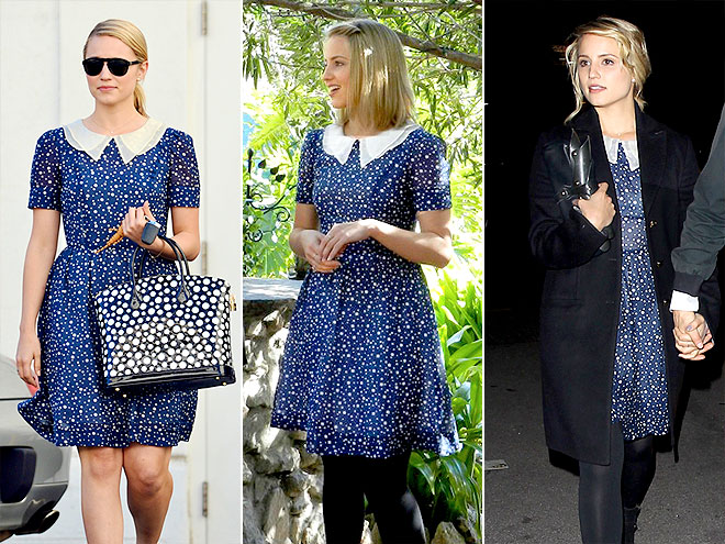 ANI LEE DRESS photo | Dianna Agron