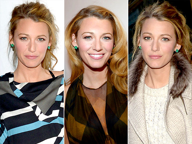 LORRAINE SCHWARTZ STUDS photo | Blake Lively