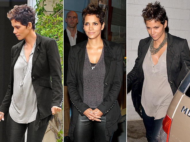 ALLSAINTS BLAZER photo | Halle Berry