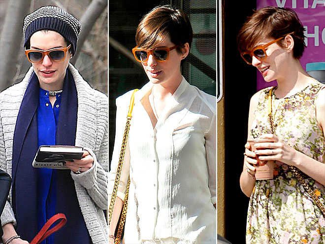 ELIZABETH AND JAMES SUNGLASSES photo | Anne Hathaway