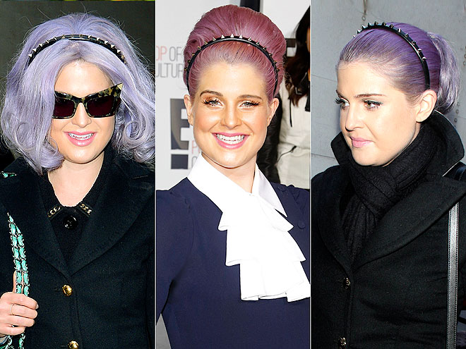 STUDDED HEADBAND photo | Kelly Osbourne