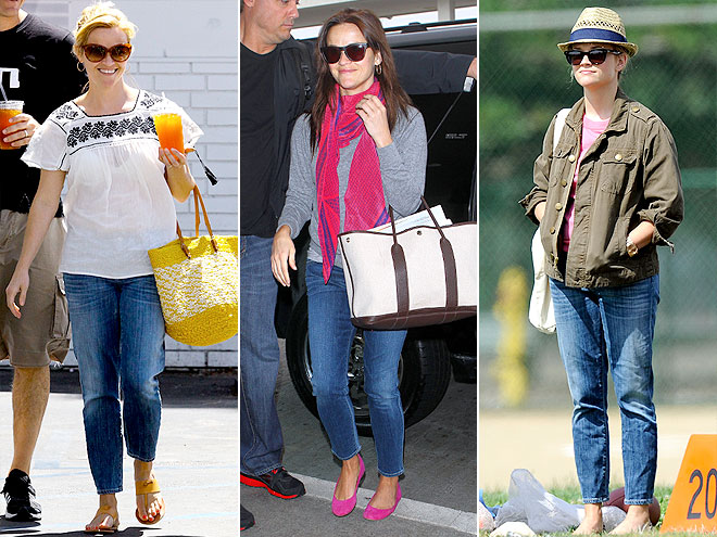 GOLDSIGN JEANS photo | Reese Witherspoon