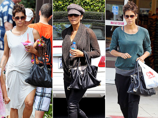 FOLEY + CORINNA BAG photo | Halle Berry