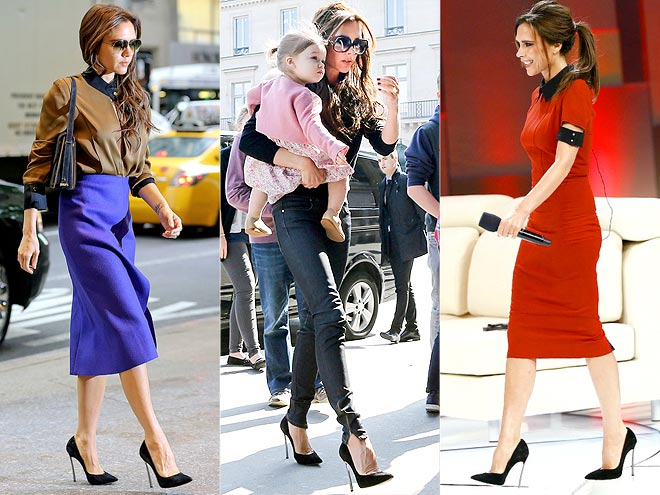 CASADEI PUMPS photo | Victoria Beckham