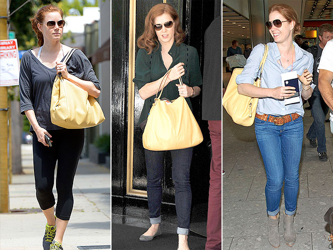 COACH BAG photo | Amy Adams