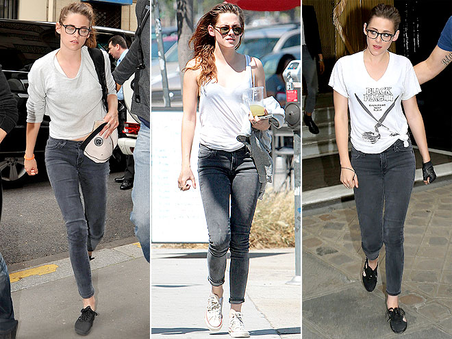 KRISTEN STEWART IN JAMES JEANS photo | Kristen Stewart