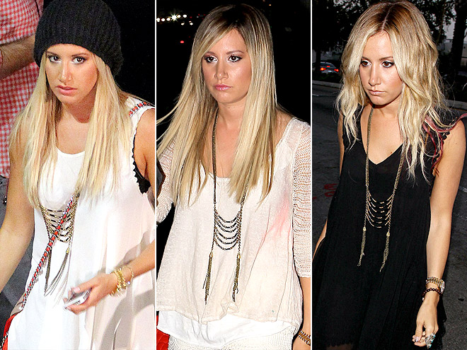 VANESSA MOONEY NECKLACE  photo | Ashley Tisdale