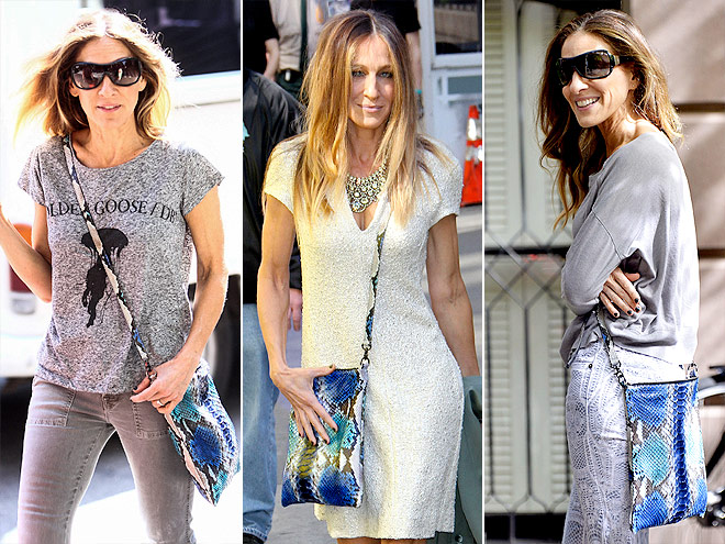 ELISABETH WEINSTOCK BAG  photo | Sarah Jessica Parker