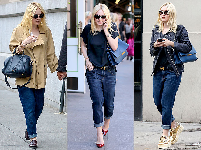 CURRENT/ELLIOT JEANS  photo | Dakota Fanning
