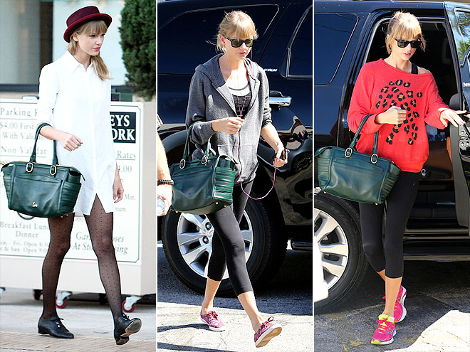 CHRISTIAN LOUBOUTIN BAG  photo | Taylor Swift