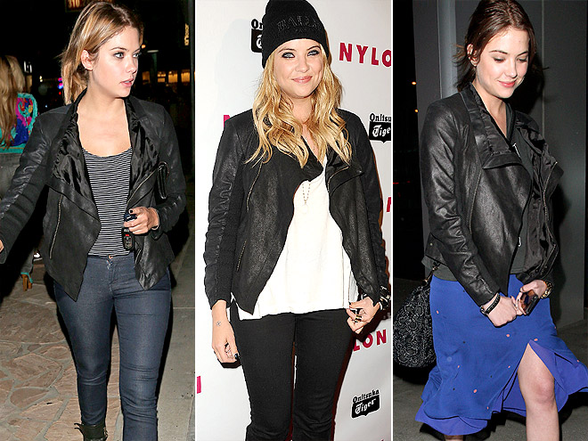 MARTI JACKET photo | Ashley Benson