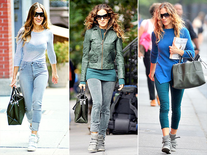 COACH BAG  photo | Sarah Jessica Parker