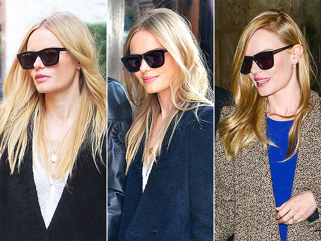 KAREN WALKER SUNGLASSES  photo | Kate Bosworth