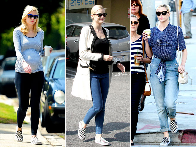 VANS SNEAKERS  photo | Jaime King