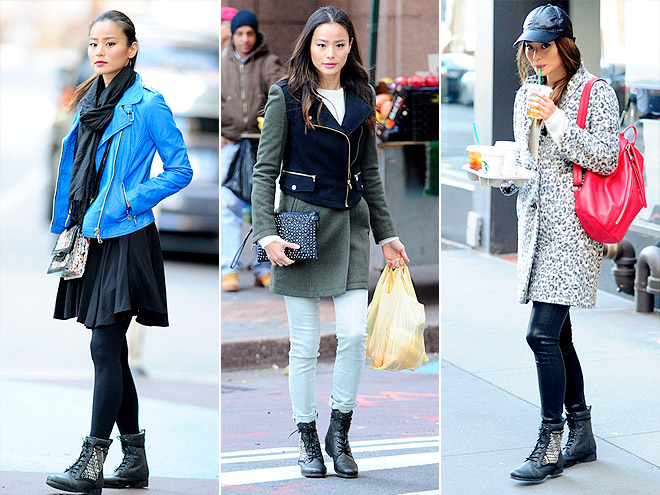 CALL IT SPRING BOOTS  photo | Jamie Chung