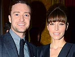 London Fashion Week: Justin & Jessica's Night Out | Jessica Biel, Justin Timberlake